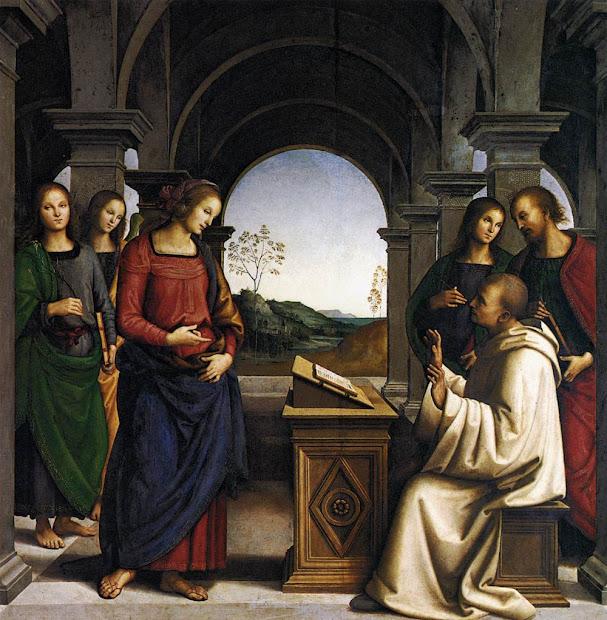 Ad Imaginem Dei Saint Bernard Of Clairvaux