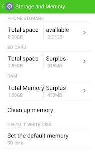 How to Free More Memory Space on Android Device.