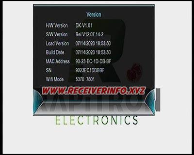 RAPITRON-MINI-MOXIE-1506G-1G-8M-SCB1 HD DISH RECEIVER UPDATE NEW SOFTWARE
