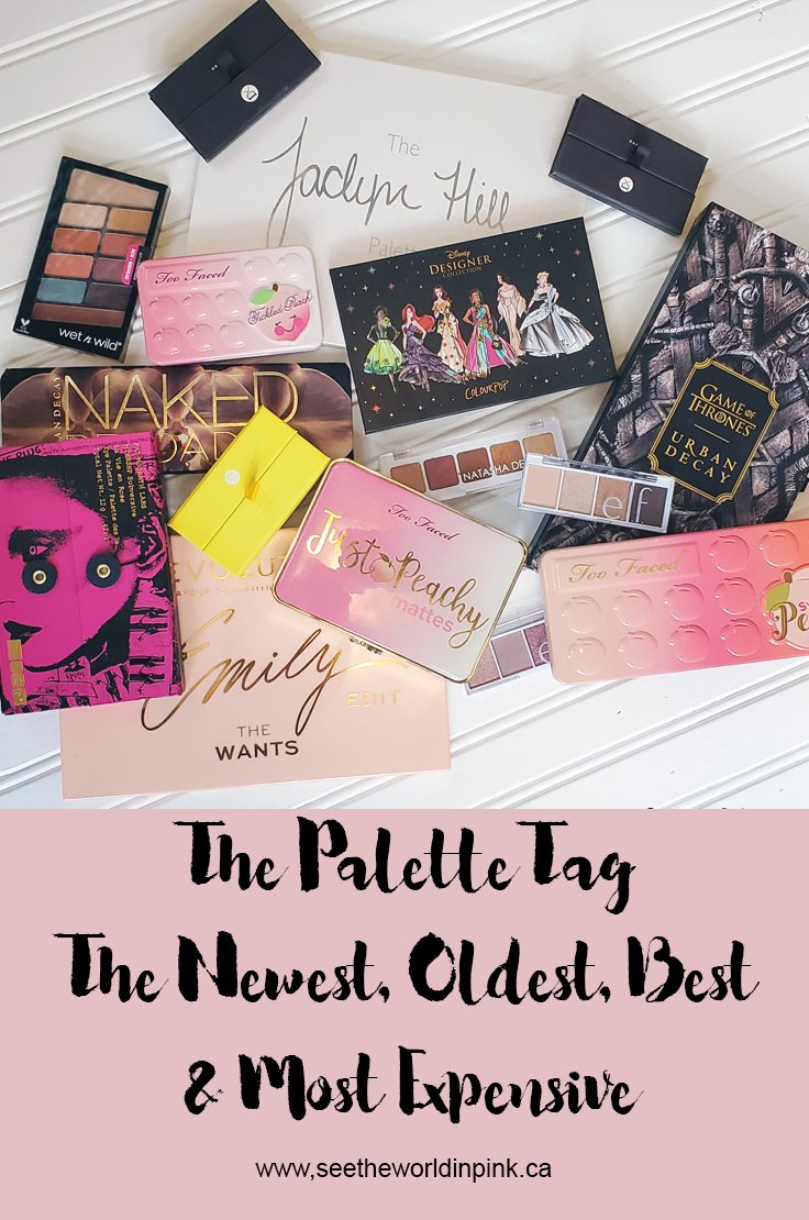The Palette Tag