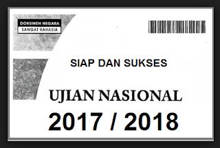 bOCORAN kUNCI Soal Siap USBN dan UNBK SMP, SMA/SMK Tahun 2018
