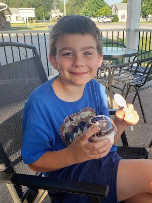 Iowa Ice Cream Road Trip at Arty's Ice Cream & Grill in Wilton, Iowa