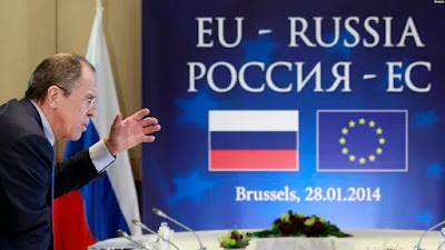 Lavrov Announced his Readiness to Sever Relations with the European Union in case of Tougher Sanctions