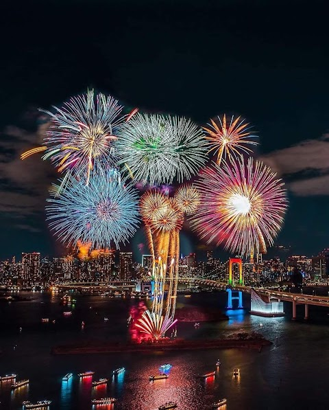 Best Fireworks Display for New Year 2020 around the World