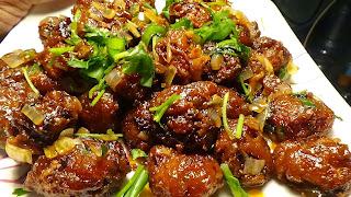 Vegetable Manchurian Recipe in Hindi