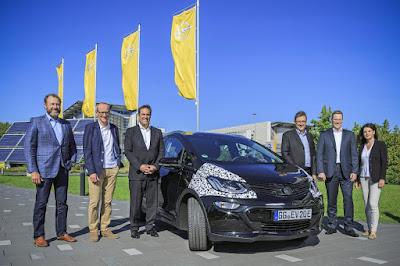 το νέο Opel Ampera-e