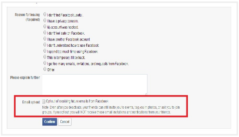 How Can I Deactivate My Fb Account Temporarily