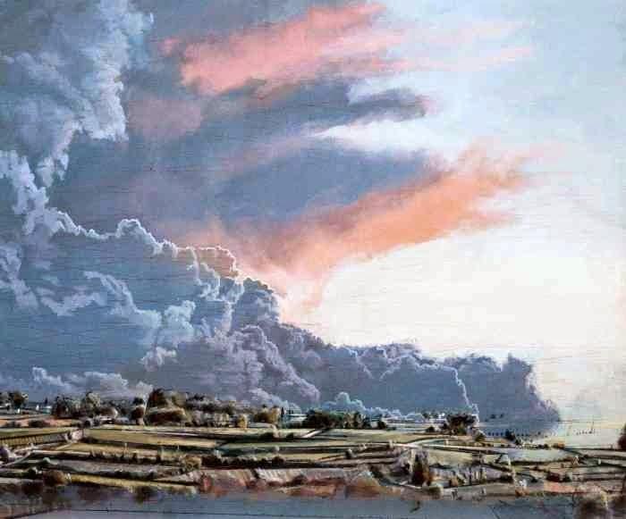 Пейзажи и небо. Heike Negenborn