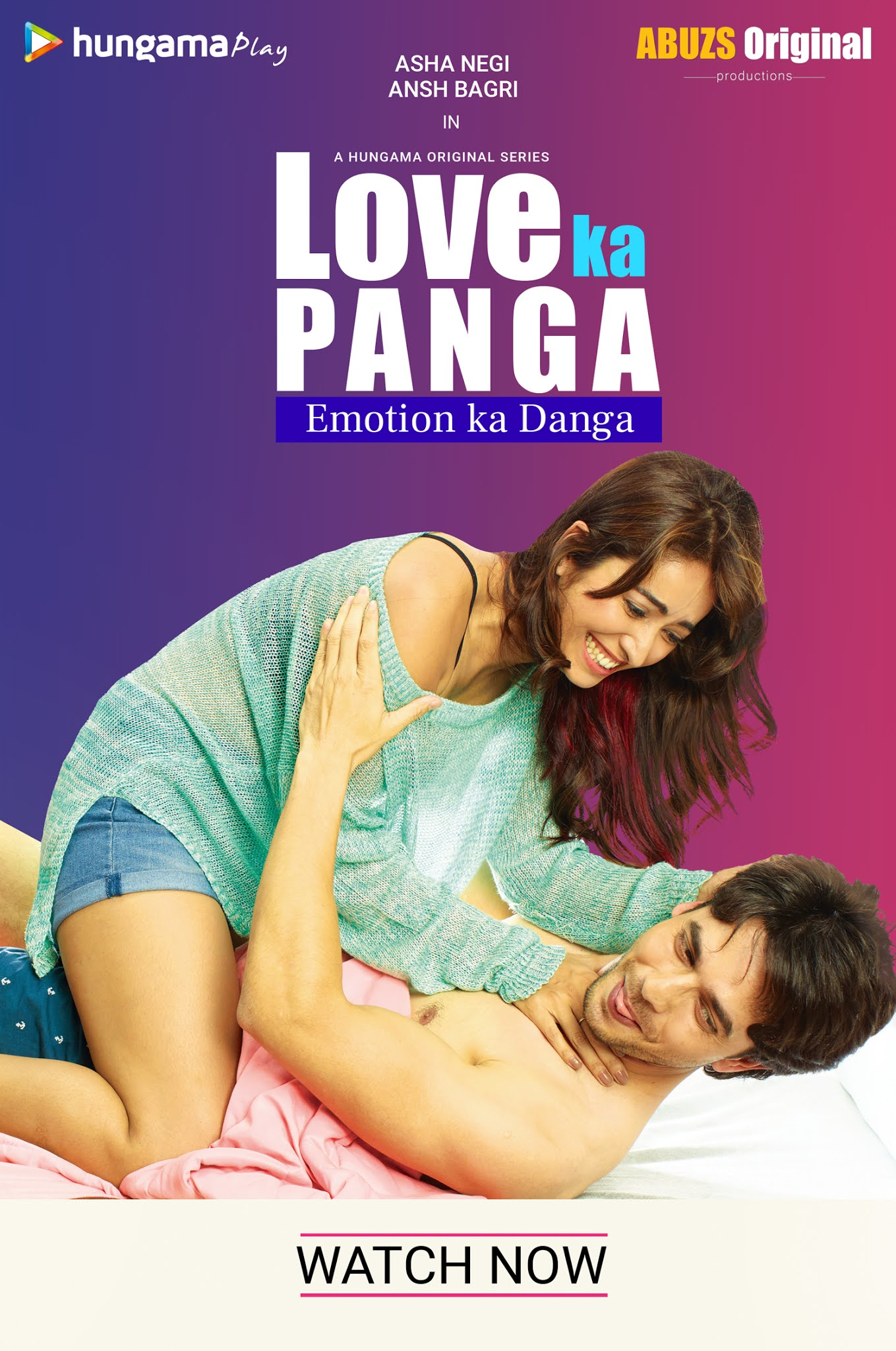Love Ka Panga Emotions Ka Danga S01 Complete