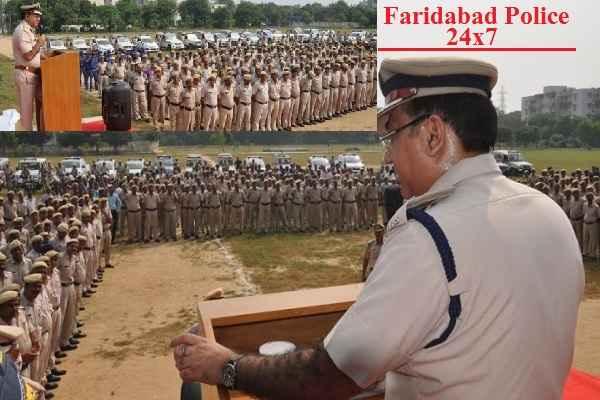 faridbad-police-commissioner-kk-rao-started-news-rule-policemen-duty