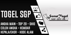 Prediksi Togel SGP Hari Ini Senin Tanggal 30 Maret 2020
