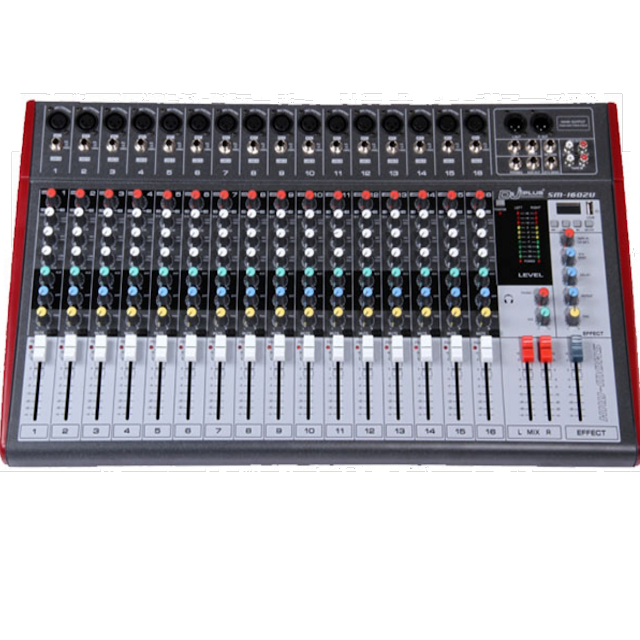cheapest price 16 channle mixer