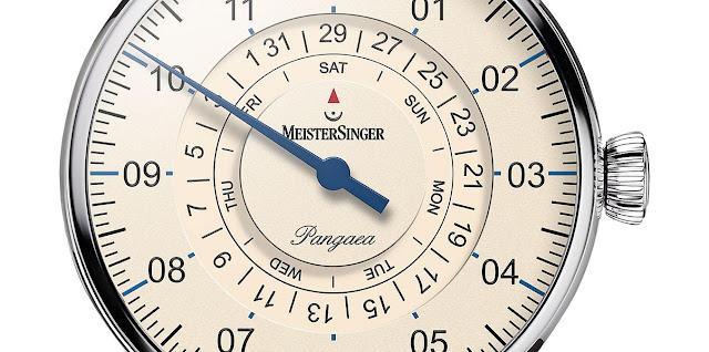 MeisterSinger PDD903 dial