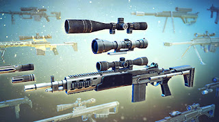 Last Hope Sniper Zombie War Mod Apk v1.0 Full version