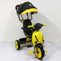 Sepeda Roda Tiga Anak Pacific 9951 Tricycle Stroller