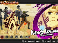 Naruto Shippuden Ultimate Ninja Impact Mod Bijuu/Sage Mode ISO PSP For Android update