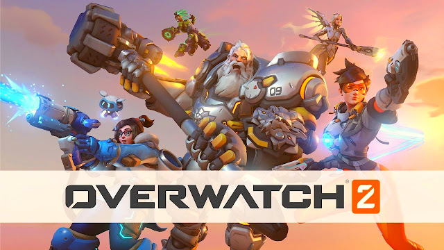 Overwatch 2 at Blizzcon 2019.