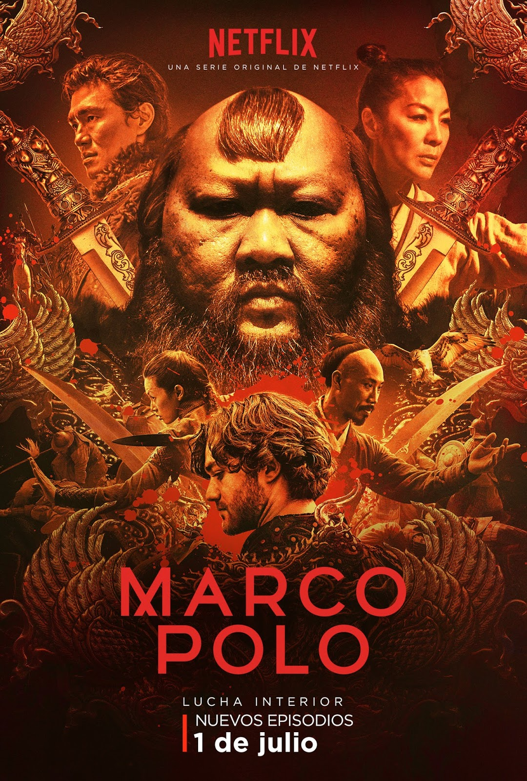 Marco Polo\', primer tráiler y póster oficial de la segunda temporada ...