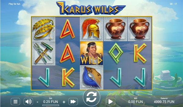 Main Gratis Slot Indonesia - Icarus Wilds Relax Gaming