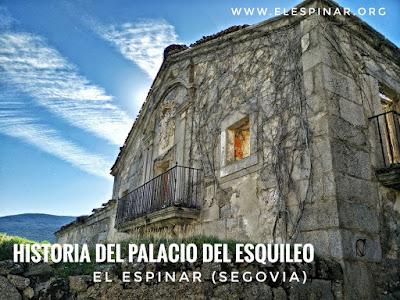 Palacio de los Marqueses de Perales o Palacio del Esquileo