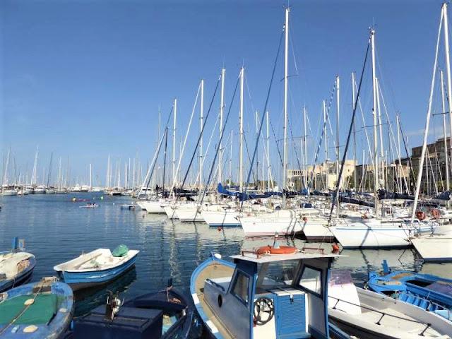 porto turistico di Palermo