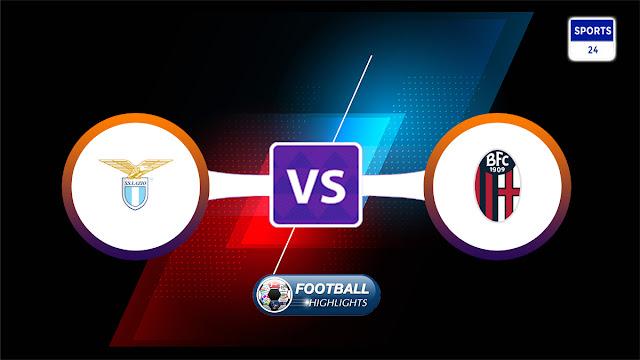 Lazio vs Bologna – Highlights