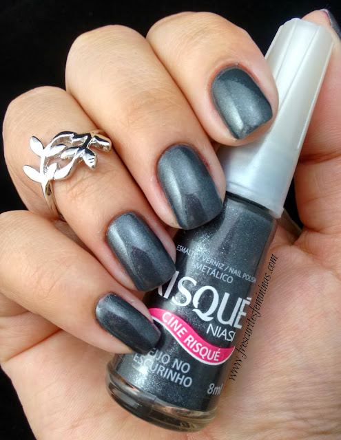 Risque, Risqué, Beijo no escurinho, frescurites femininas, nail polish