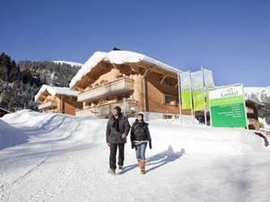 Landal Hochmontafon Snowboardcross