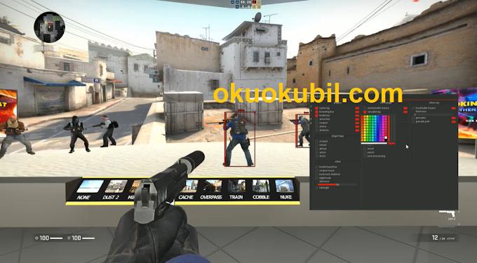 Counter Strike GO Karanlıkta Görme Virtuosity Recode Release Hilesi 14 Ağustos