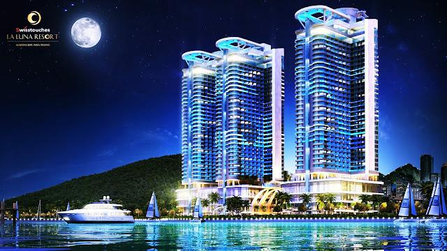 Thiết kế dự án La Luna resort