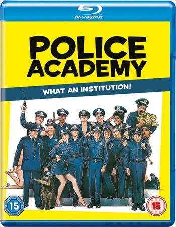 Police Academy 1984 Dual Audio Hindi Bluray Download