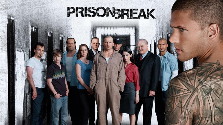 Série Prison Break