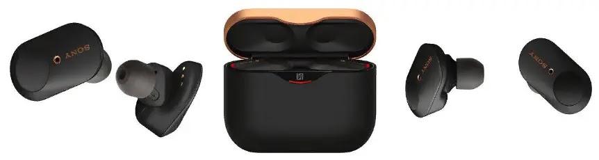 Навушники Sony WF