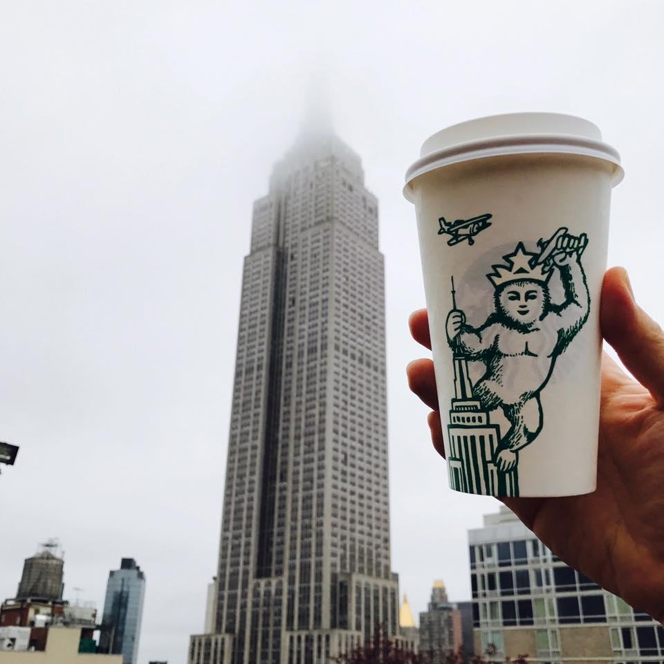 Starbucks Sirena logo