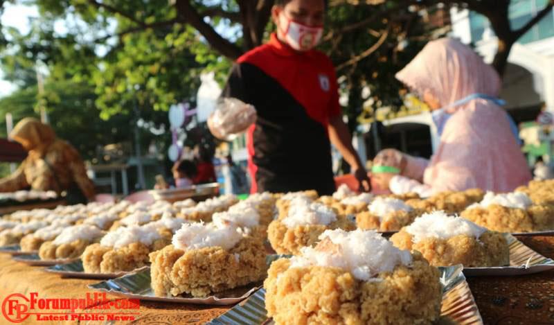Pulihkan Ekonomi, AMAN Indonesia Gelar Praktik Physical Distancing dan Pameran Kuliner Nusantara