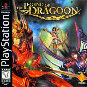 Download  The Legend Dragon - Torrent (Ps1)