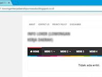 Cara Mengganti Favicon Atau Logo Pada Blog Terbaru