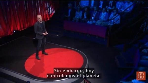 ¿Por qué los humanos gobiernan la Tierra? | Yuval Noah Harari