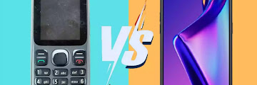What are Feature phone and Smartphones: Actual Difference