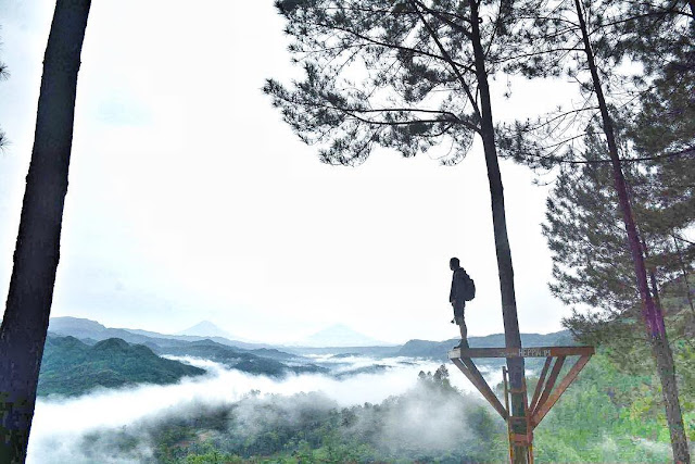 foto bukit pentulu indah