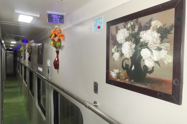 Board India's Newest Superfast Luxury Train – The Mahamana Express