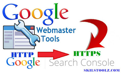 Http to Https in Google Search Console