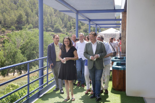 Puig anuncia el impulso al diálogo social para generar 'empleo, bienestar y seguridad en el futuro' de los valencianos y valencianas