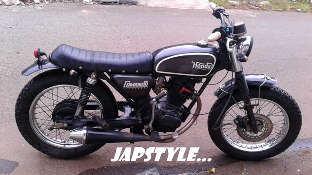 3 Tips Merawat Motor Klasik Japstyle