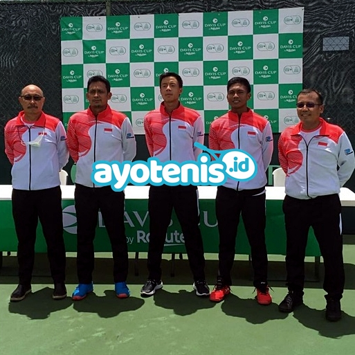 PELTI Jatim Aprisiasi Terpilihnya Petenis Jawa Timur Perkuat Timnas Davis Cup Indonesia