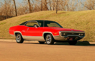 1972 Plymouth Satellite Sebring 318 Right Front Picture