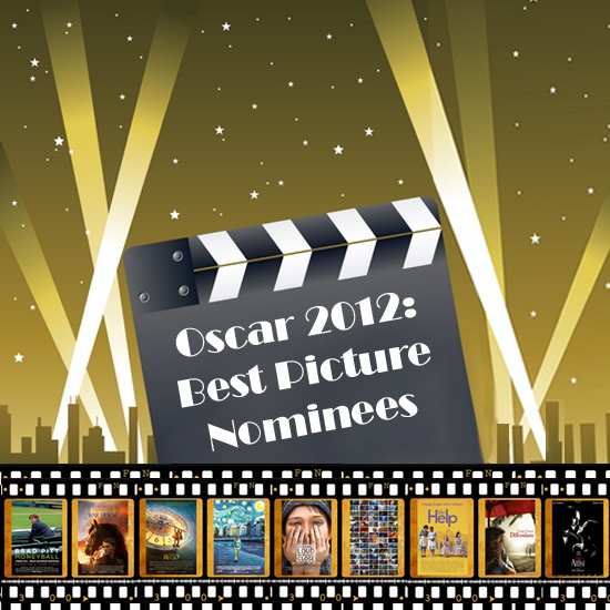 The Real Movie Review: Oscars 2012 - Life, Camera Action