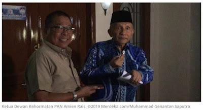 Amien Rais Minta Jokowi Prioritaskan Masalah Papua, Tunda Dulu Pemindahan Ibu Kota