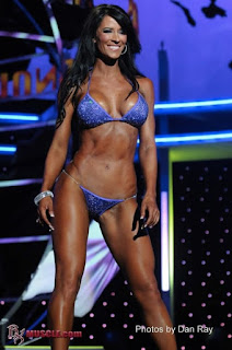 Michael Schwimers Wife Missy Coles Is Professional Bodybuilder