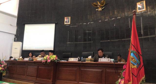 Pansus LHP BPK Bacakan Temuan Utang Pemda Tana Toraja, Capai 78 Miliar